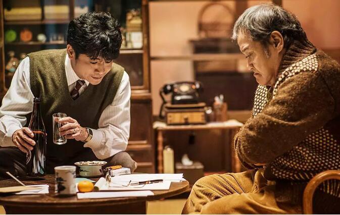 剧情介绍(2018电影 浪矢解忧杂货店 山田凉介/村上虹郎 高清d9)