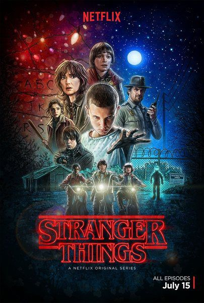 怪奇物語/Montauk/Stranger Things 第一季 3D9